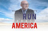 Darren Kaninokys Run Across America