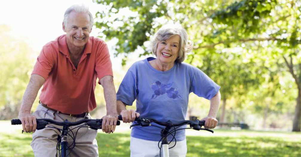 Senior fitness... The benefits of exercise for seniors... The KEY to Healthy Aging