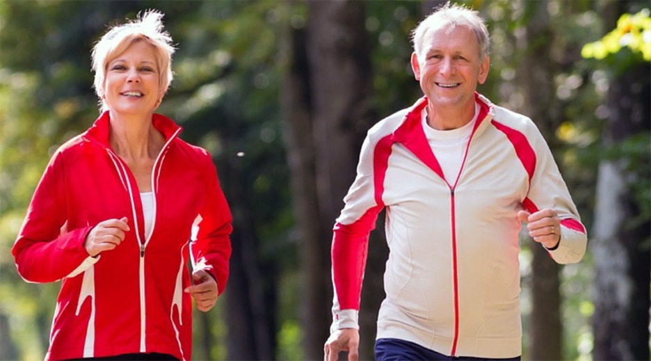 "Be an ""Athlete of Life"" versus a ""Spectator of Life"" : Another KEY of Healthy Aging"