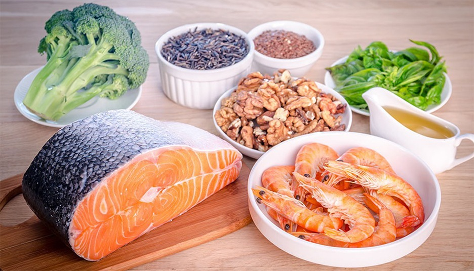 Nutrition and Aging - A Healthy Lifestyle via Healthy Eating